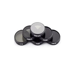 Filters dji polar pro inspire 1 or osmo filters 6 pack p4002