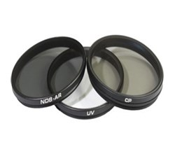 Filters dji polarpro zenmuse x5 or x5s filters 3 pack p6001