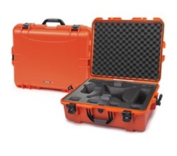 Cases and Covers dji plasticase nanuk case for phantom 4 orange 945 dji43