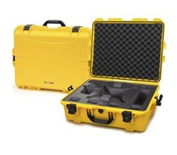Cases and Covers dji plasticase nanuk case for phantom 4 yellow 945 dji44