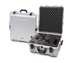 Cases and Covers dji plasticase nanuk case for phantom 4 silver 945 dji45