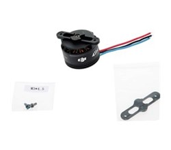 Motors  dji 4114 motor with black prop cover for S1000 cp.sb.000150